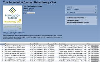 PhilanthropyChat
