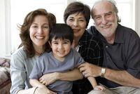 Multigenerational-family