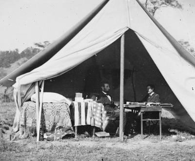 Lincoln-McClellan-Antietam