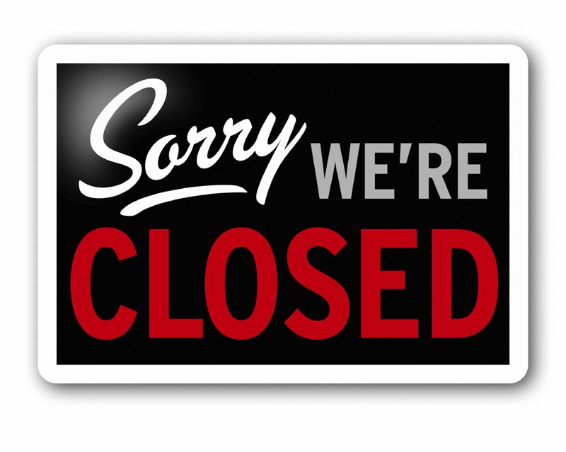Sorry_closed