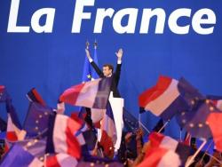 Macron-victory-celebration