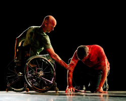 Fudning for disability arts
