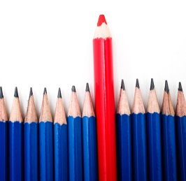 Pencil_standing-out