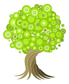 Abstract_tree_vector_image
