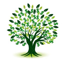Money-tree-symbol-Stock-Vector-family