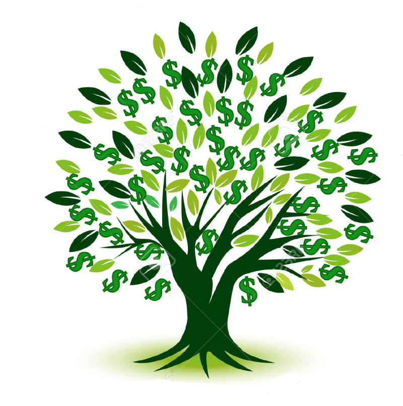 Money-tree-symbol-Stock-Vector-family