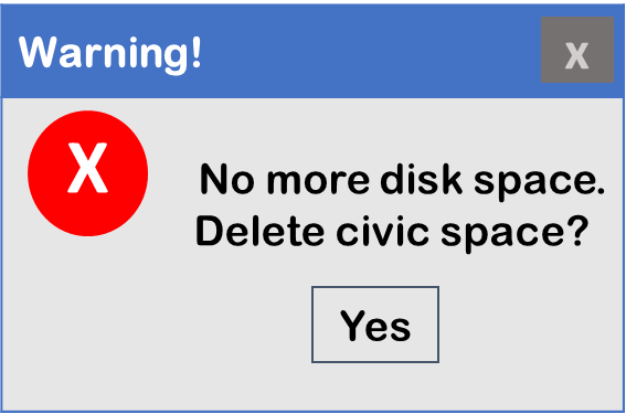Frontlines_disk space