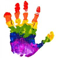 Lgbt-handprint