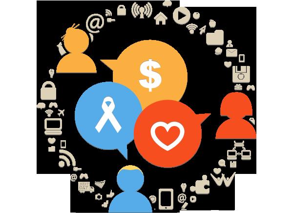 Social_media-fundraising