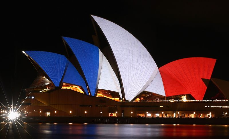 Sydney-tricolor