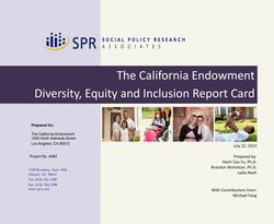 Diversity Audit 2013 cover