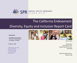 Diversity Audit 2013 cover