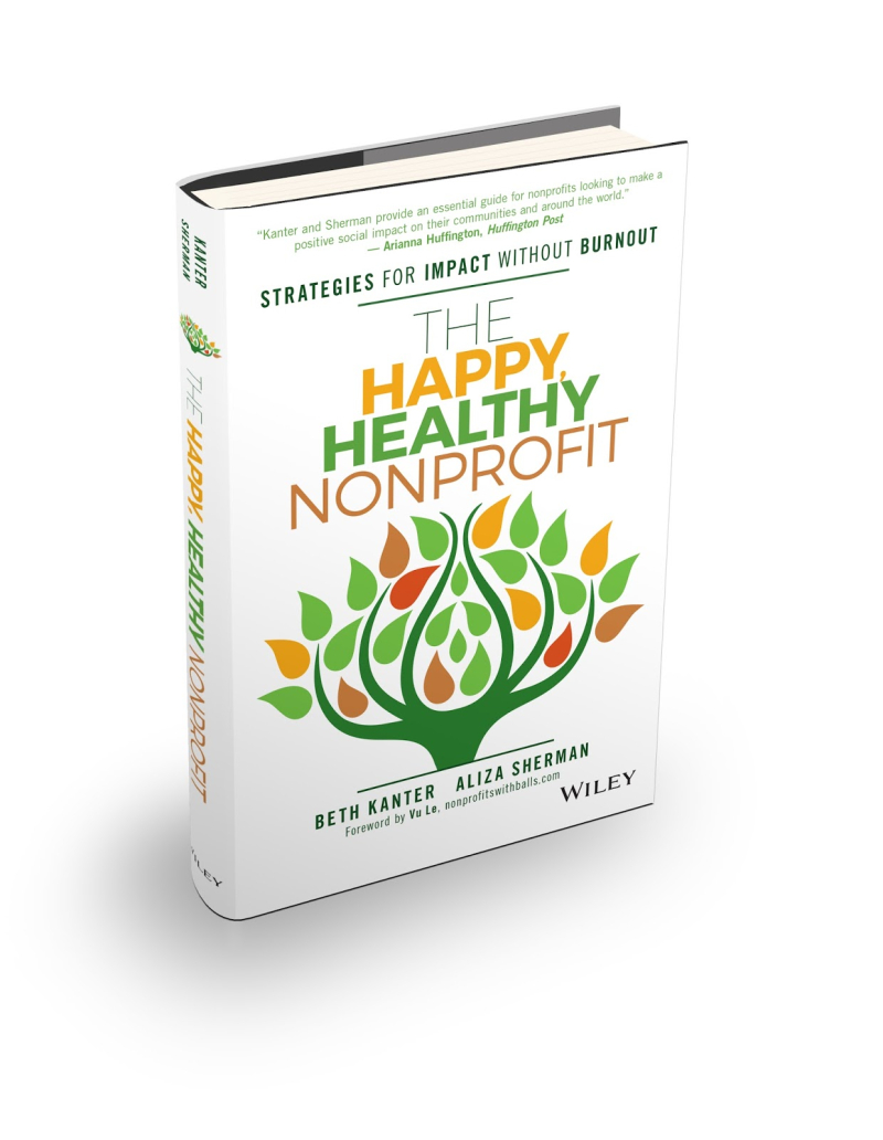 Bookcover_Happy Healthy Nonprofit