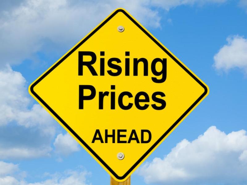 Rising-prices
