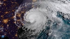Florence-landfall