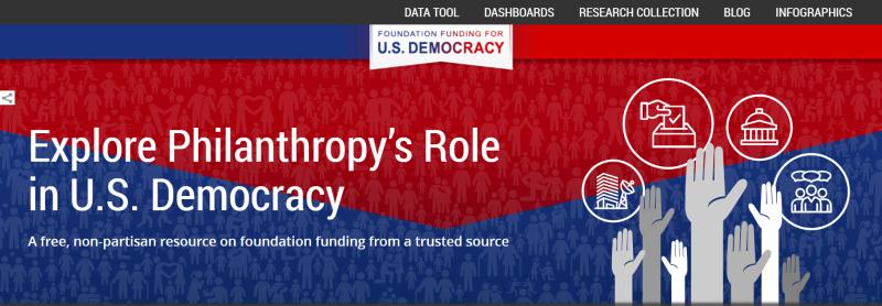 Funding democracy grab