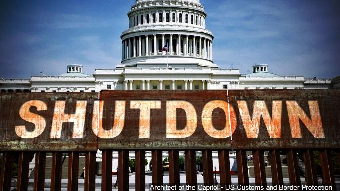 Shutdown+Architect+of+the+Capitol+US+Customs+and+Border+Protection