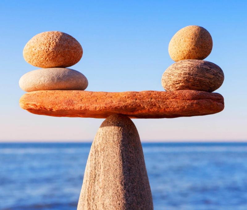 Balance-scaled