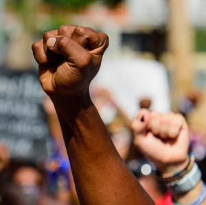 BlackLivesMatter_protest_fist_minneapolis_foundation